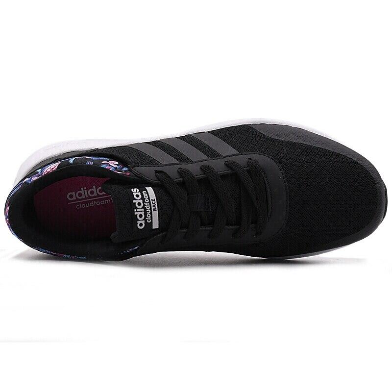 Damen Schuhe Sneaker adidas neo CLOUDFOAM RACE WTR MID W