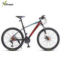 جديد ماركة إطار سبائك الألومنيوم 27/33 سرعة القرص الدراجة الجبلية الفرامل outdoor الرياضة الإنحدار bicicleta mtb جودة دراجة