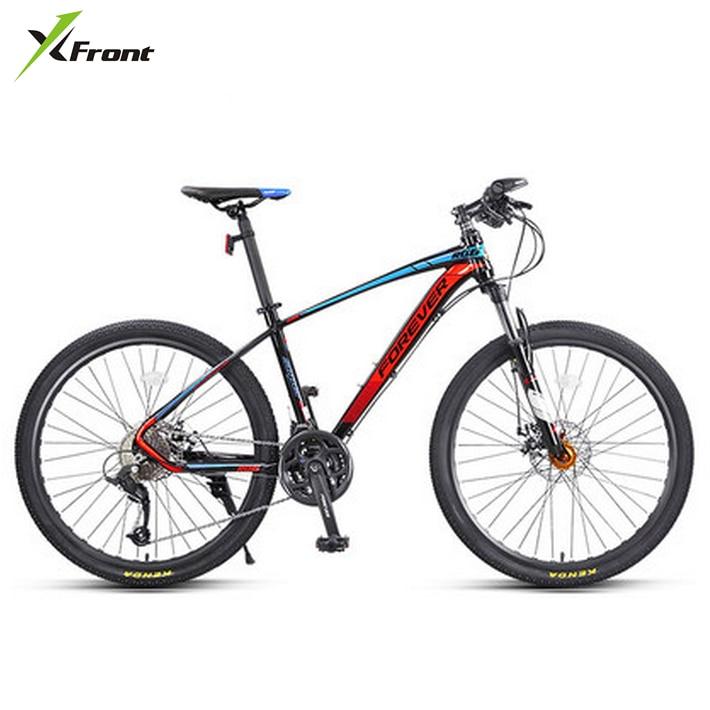 New Brand Aluminum Alloy Frame 27/33 Speed Disc Brake Mountain Bike Outdoor Sport Downhill Bicicleta MTB Quality Bicycle