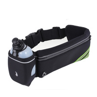 Winmax   Running   Waist Bag Waterproof Mobile Phone with Bottle Holder Jogging Belt Belly Bags Women Gym Fitness Bag Sports Outdoor