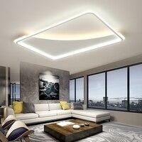 Новый светодио дный светодиодный потолочный светильник для гостиной столовой спальни luminarias para teсветодио дный to светодиодные фонари для до