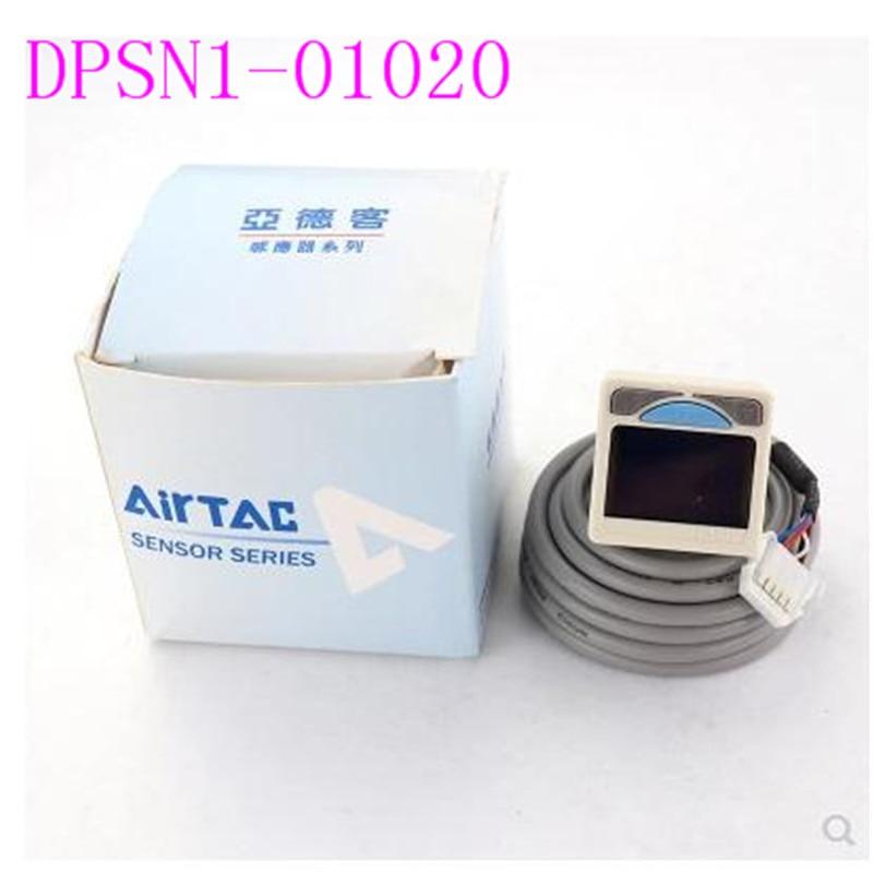 Original AIRTAC pressure switch DPSN1-01020 digital display negative electronic gauge controller