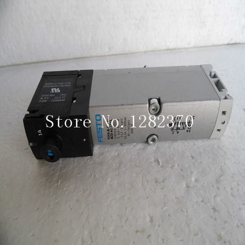 Original authentic FESTO solenoid valve VSVA-B-M52-MZD-A1-1T1L spot 539159 1pc trh25 length 1500mm linear guide rail linear slide track auto slide rail for sewing machiner