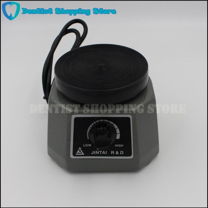 Vibrateur dentaire de plâtre de R & D vibrateur rond équipement d'outil de laboratoire dentaire JT-14