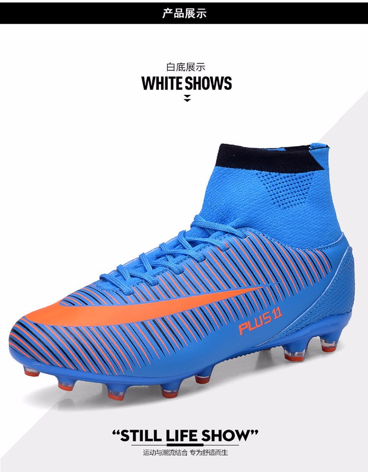 876953456df PINSV Soccer Shoes With Sock Chuteira Futebol Football Boots Superfly  Original With Spikes Kids Boys Zapatillas Hombre DeportivaUSD  25.87-26.71 pair