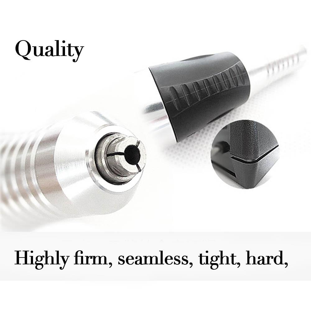 JRWHITENY uñas taladro eléctrico manicura máquina cortador accesorio ...