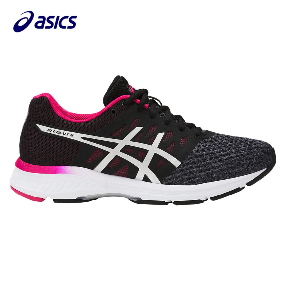 Orginal ASICS 2018 New Women Running Shoes  Breathable Stable Shoes Outdoor Tennis Shoes Classic Leisure Non-slip T7E5N-9793