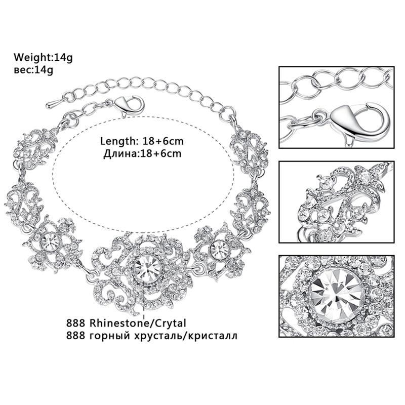 Minmin Crystal Bridal зергерлік бұйымдар - Сәндік зергерлік бұйымдар - фото 5