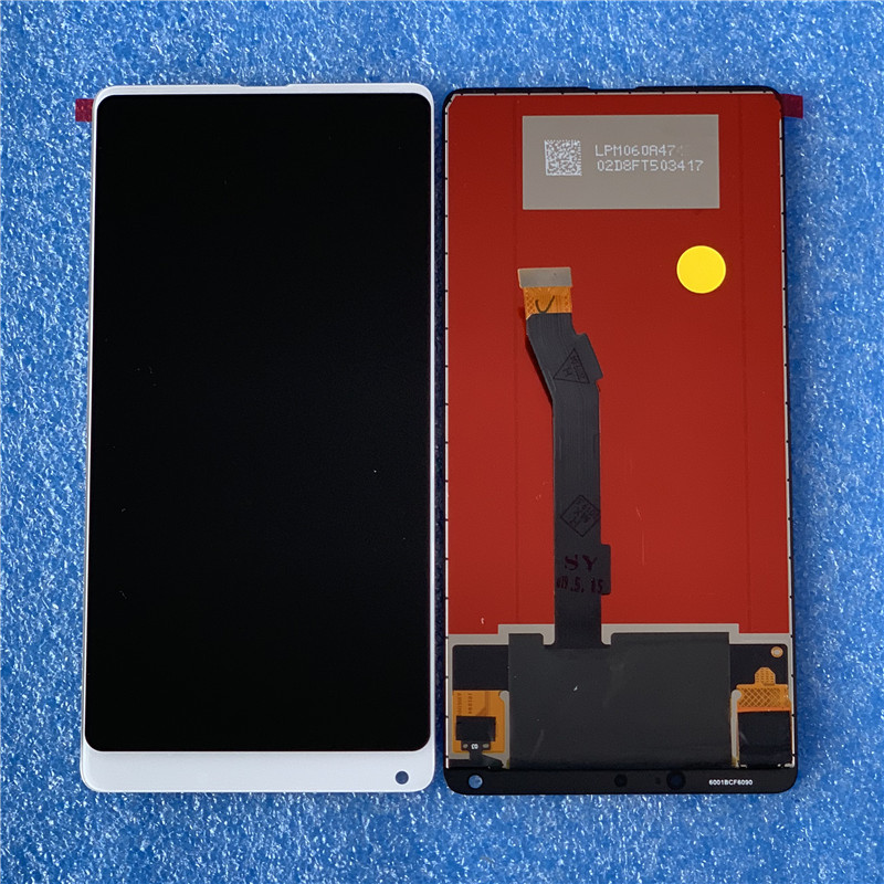 For 5 99 Xiaomi Mix 2 Mi Mix 2 Axisinternational LCD Screen Display Touch Panel Digitizer