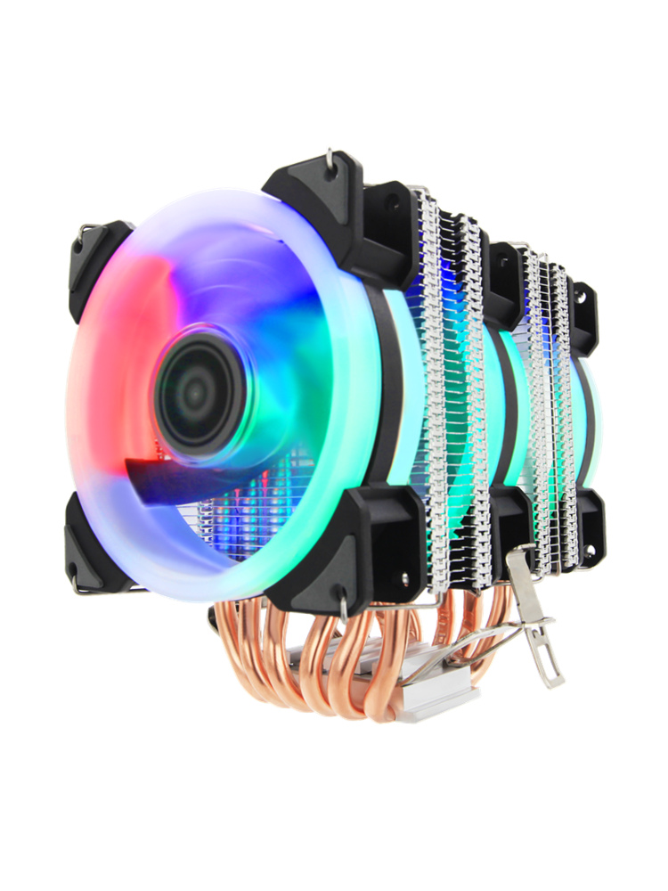 ALSEYE CPU Cooler Rgb 4pin 6-Heatpipe with Fan High-Quality New-Arrival