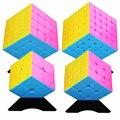 Novo Cubo Mágico Profissional PVC Fosco Adesivos Brinquedos Aprendizagem Educação Brinquedo Educativo Enigma Velocidade Cubo Magico Clássico 70B1002