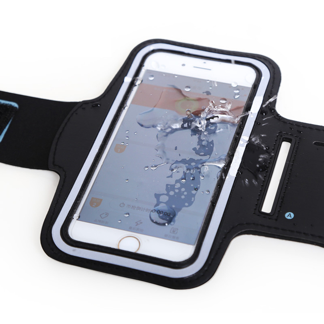 Armband For Size 4'' 4.5'' 4.7'' 5'' 5.5'' 6'' inch Sports Cell Phone Holder Case For iphone Huawei Samsung Xiaomi Phone On Hand 4