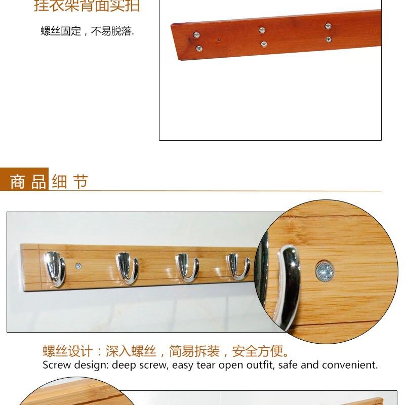 creative madera pared perchero de pared gancho bolsa perchas perchas ikea bamb gancho de percha percha en percheros de muebles en alibaba