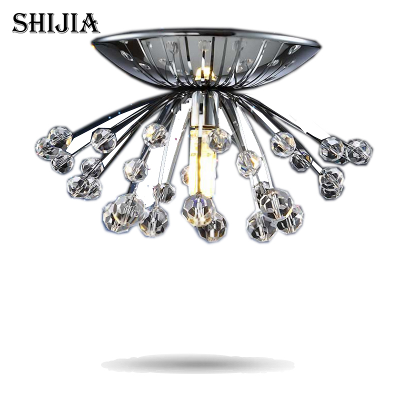 Magnificent Chandelier Online Shopping shop for all crystal chandelier lighting with 40 mm crystal balls icicles get free shipping at your online home decor outlet store Free Shipping Hot Sale Design Modern Crystal Chandelier Light Dia10h7cm Mini Lustre Cristal Led