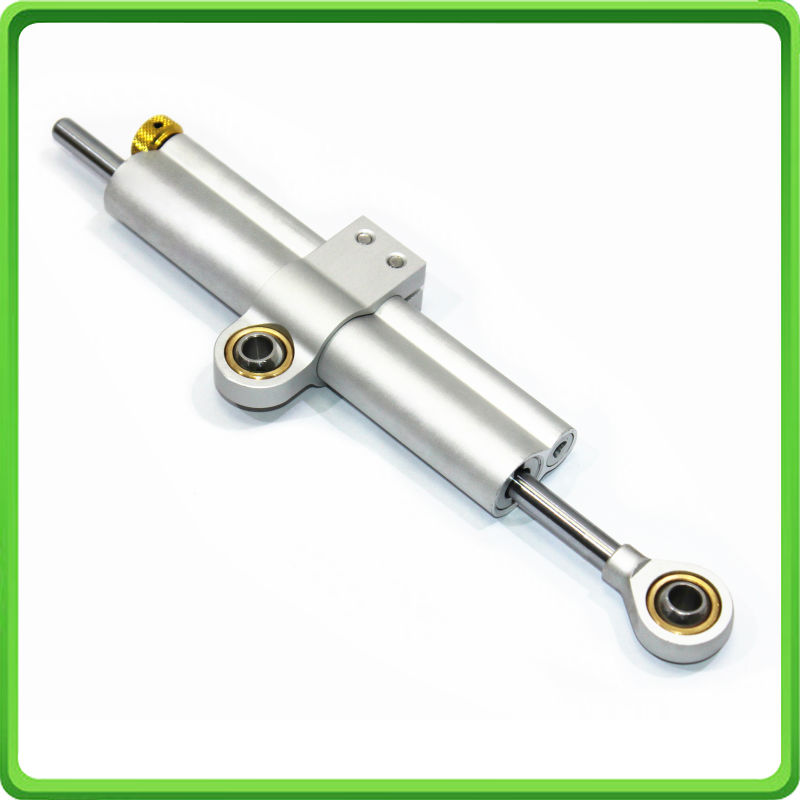 AMTA Racing 63mm Piston Type Steering Damper Stabilizer fit for YAMAHA R6 2006 2007 2008 2009 2010 2011 2012 2013 2014 2015 2016
