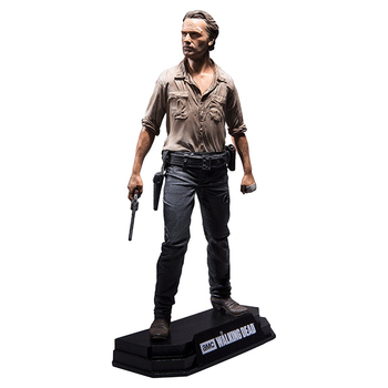 Movie The Walking Dead Characters Rick Daryl Negan Action figure Collectible Model Toys