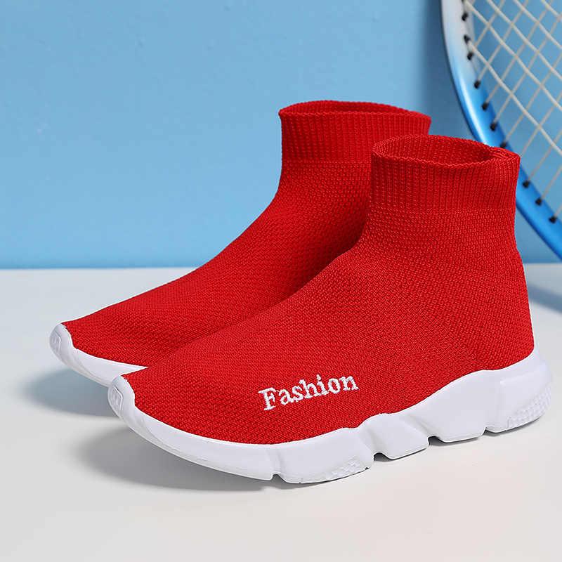 2019 ฤดูใบไม้ผลิรองเท้าผ้าใบเด็กรองเท้าเด็กผู้หญิงสบายๆกีฬาตะกร้ารองเท้าตาข่าย breathable วิ่งรองเท้า