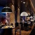 Скандинавский простой Лофт стиль Железный арт Droplight современный светодиодный подвесной светильник для гостиной столовой подвесной светил...