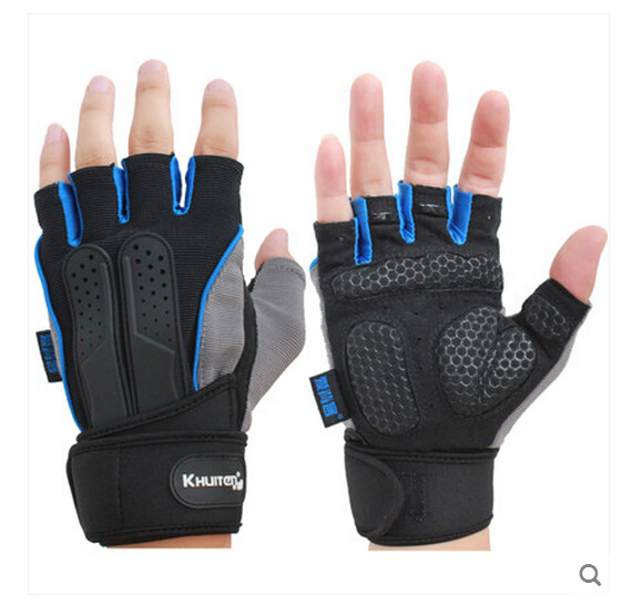 New Men Fashion Best Fitness Sport Safety Mittens Weighted Training