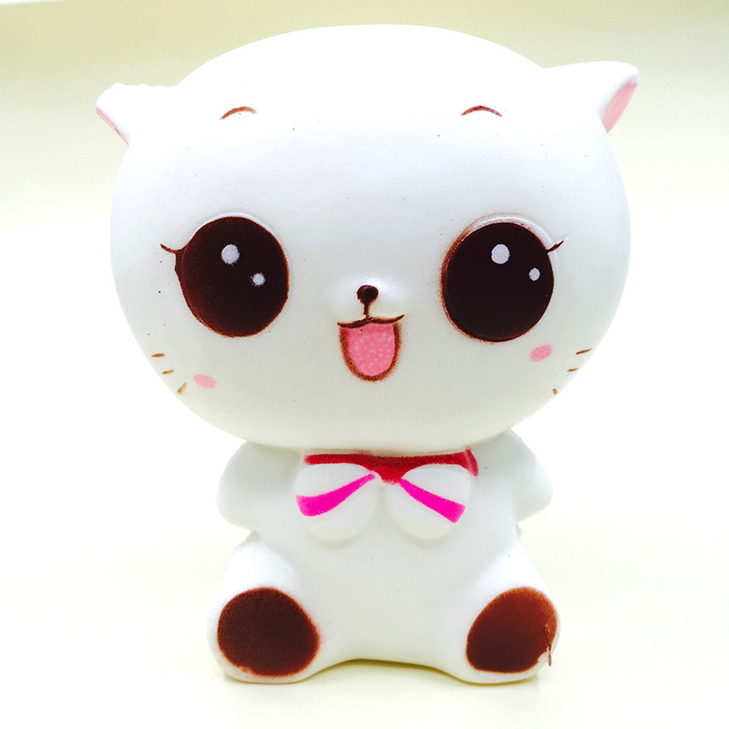 Kocozo Squishy Owl Cat Slow Rising Toys Scented Stress