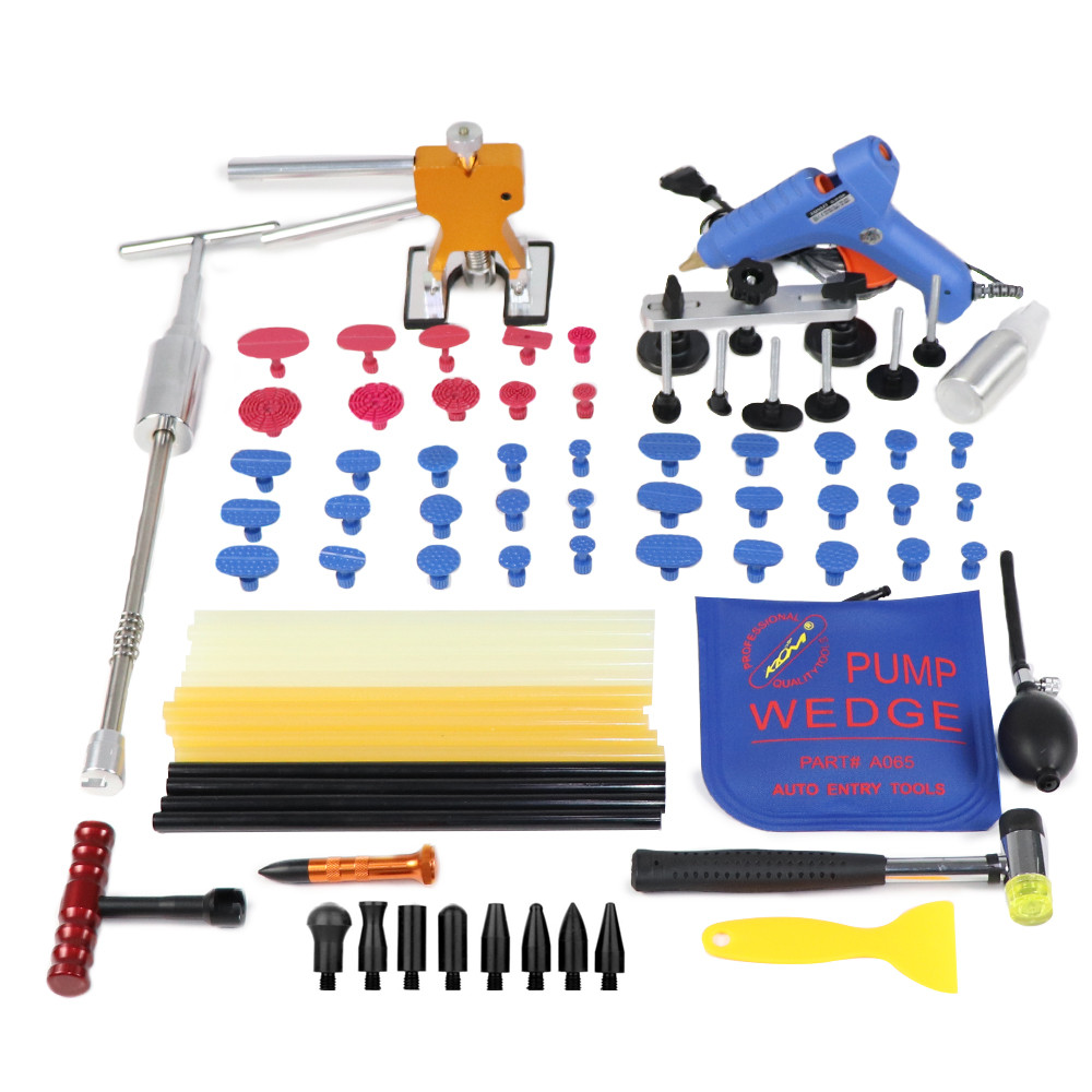 PDR Tools For Car Kit Instruments Car Body Repair Kit Dent Puller Removal Dent Lifter Tool Set Suction Cup For Car Dents   PDR Tools For Car Kit Instruments Car Body Repair Kit Dent Puller Removal Dent Lifter Tool Set Suction Cup For Car Dents