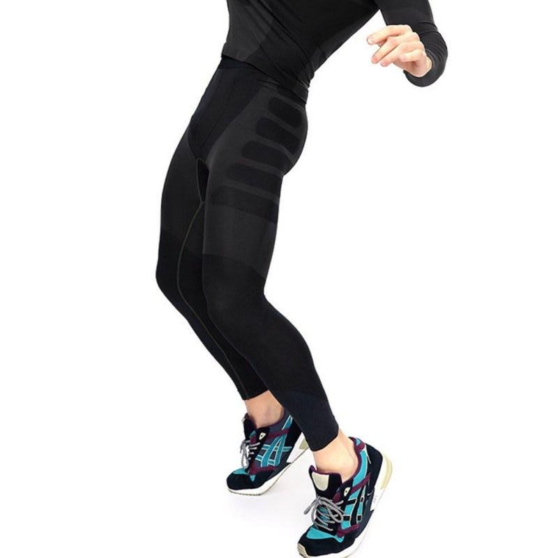 2017 Mens Athletische Pants Compression Running Training Basiskleidung Haut Sporthose 9282