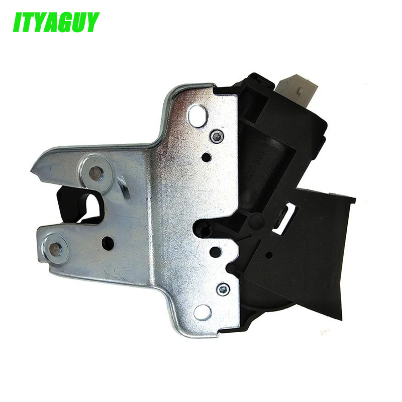 4F5 827 505 D 4E0 827 505 C Seat Rear Trunk Boot Lid Lock Latch Actuator For VW Passat B7 EOS Jetta CC Audi A6 C6 A4 A5 A8