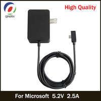 QINERN 5.2V 2.5A 13W adaptateur secteur chargeur Pour Microsoft Surface 3 tablette adaptateur Pour ordinateur portable alimentations Pour Microsoft