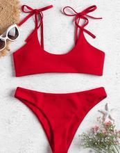 bikini 2019 mujer swimsuit swimwear women traje de baño  bikinis beach dress bathing suit swimming for