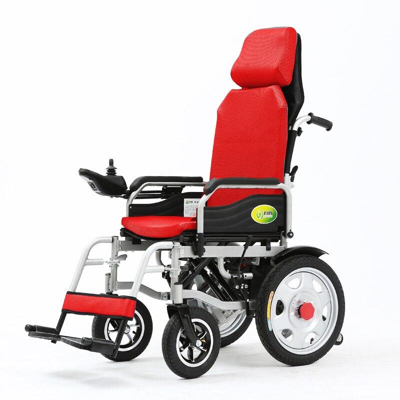 электрических инвалидных колясок