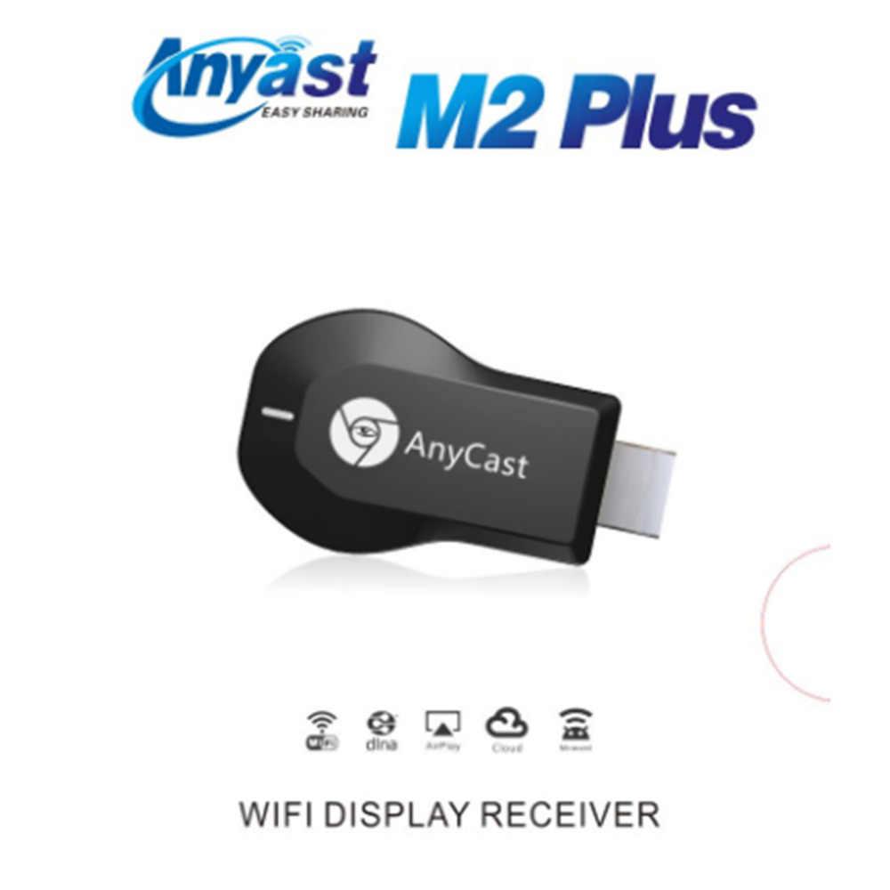 MINI PC Anycast Airplay WiFi Tampilan TV Dongle HDMI Receiver Mini Android multi-display TV Tongkat 1080 Full HD