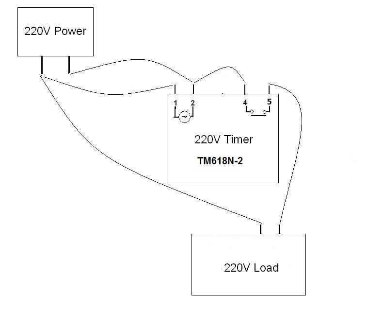 wiring-220V-Timer-TM618N-2