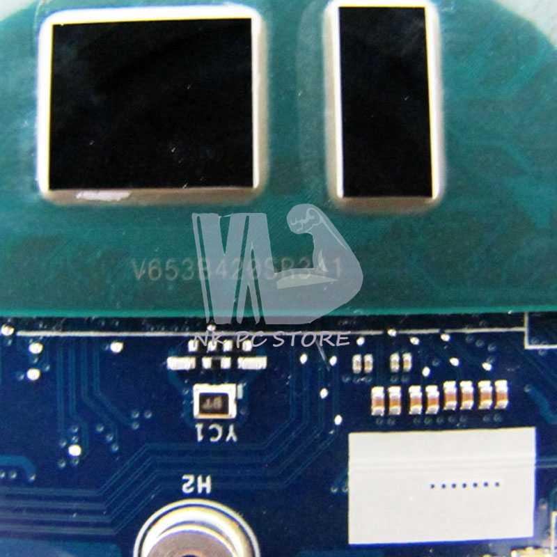 NOKOTION para Lenovo ideapad 320 placa base de computadora portátil CIUYA YB SA SB SD LA-E541P Tablero Principal SR341 i7-7500U CPU 920MX 2GB