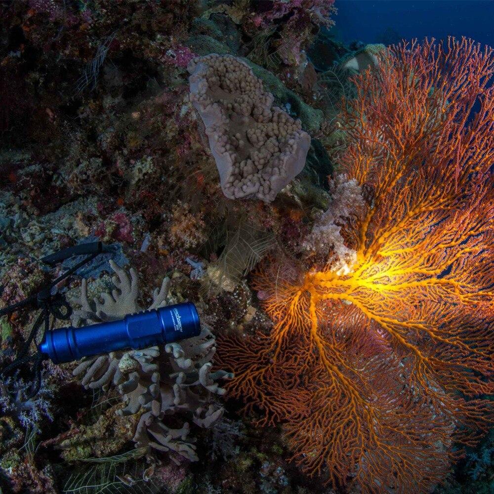 Image 5 - ORCATORCH latarka do nurkowania z aparatem tlenowym światło do nurkowania łodzi podwodnej 1000LM nurkowanie światło cofania 150M pod wodą światło do nurkowaniadiving lightscuba diving lightsubmarine light -