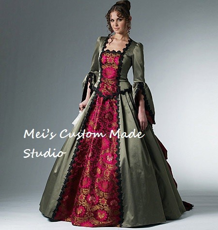 Popular French Ball Gown Costume-Buy Cheap French Ball Gown ...