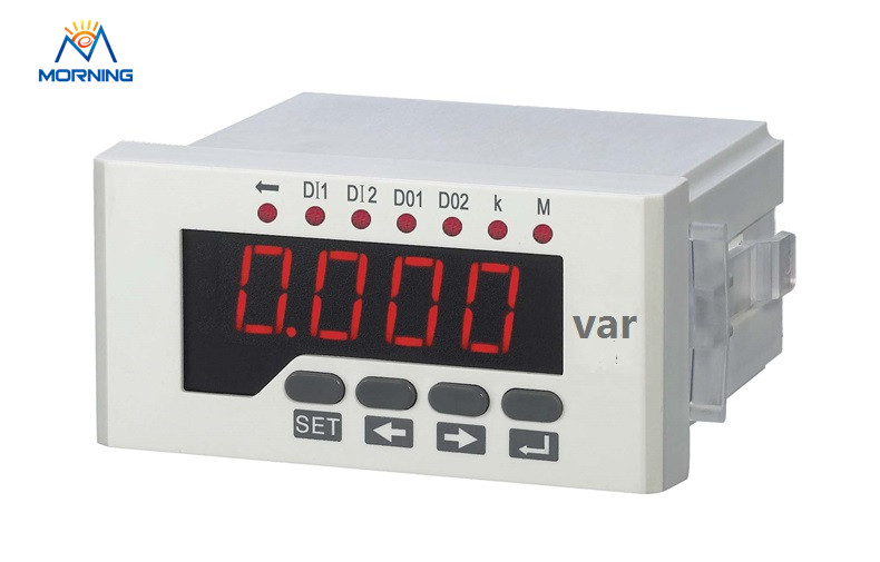 Q51 frame size 48*96mm  high quality led single-phase digital power meter low price