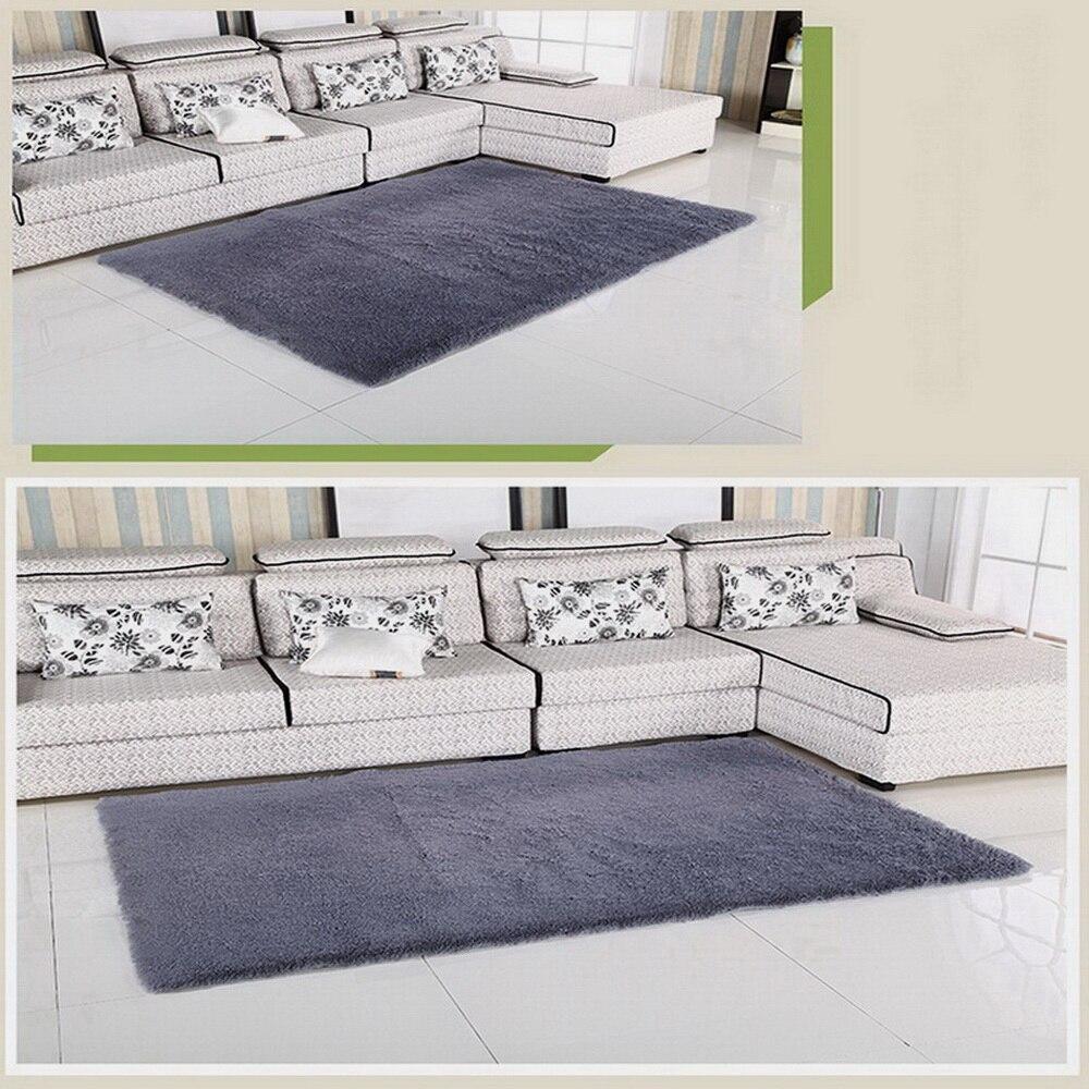 Argent Gris Couleur Beige Super Doux Carpet Salon/chambre Antidérapant Doux  Fruits 80 Cm X 160 Cm Carpet Moderne Carpet Tapis Dans Tapis De Maison U0026  Jardin ...