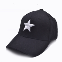 Brand Snapback Bone Men Women Baseball Caps Spring Summer Autumn Embroidered Five-Pointed Star Hip Hop Hats Cap fashion five pointed star shape embroidery camouflage pattern baseball cap for men