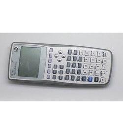 2019 nowy OneHP39gs kalkulator graficzny funkcja kalkulator kalkulator naukowy dla HP 39gs kalkulator graficzny z ładowania USB w Kalkulatory od Komputer i biuro na