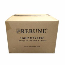 REBUNE 2025 2 New Hair Styler 220V (1 box 12Pcs)