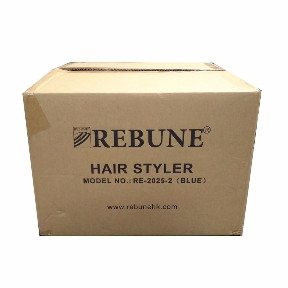 REBUNE New Hair Styler 220V (1 Box 12Pcs)