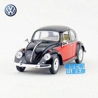 KINSMART Die Cast Metal Models 1 24 Scale 1967 Volkswagen Classical Beetle Color Door Toys For