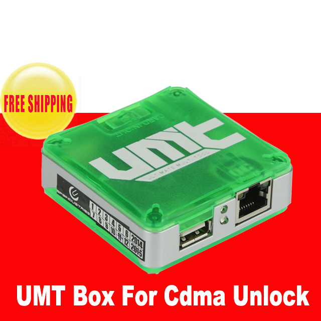 Ultimate Multi Tool Box UMT Box With 1 Cable For Cdma Unlock