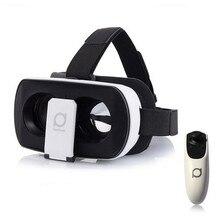 "DeePoon V3โทรศัพท์มือถือกล่อง3D VRความจริงเสมือนแก้วชุดหูฟังสำหรับ360องศา3Dดูใน4.7 ""-6.0″สำหรับซัมซุงสำหรับiPhone 6วินาที"