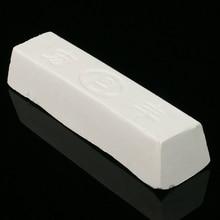 Полировочная паста из нержавеющей стали, металлический полировальный воск, пружинная сталь Т2, полировочное мыло, высокое качество, белый крем, воск