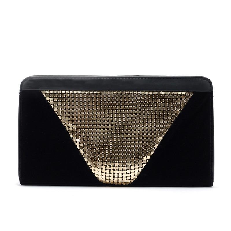 Women's Evening bag 2019 girl Clutch Dazzling Sequins Glitter Handbag lady Fashion bags feminina #Zer