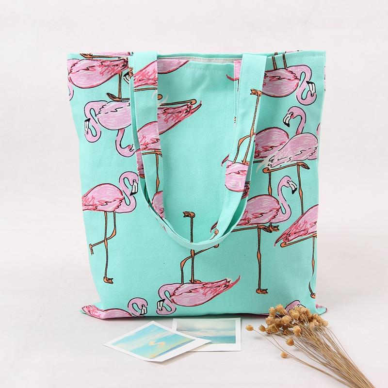 Mugursoma Flamingo kolba 3D drukāšanas mugursoma Vīriešu auklas soma modes drukāta audekla ceļojuma mugursoma Flamingo mugursoma