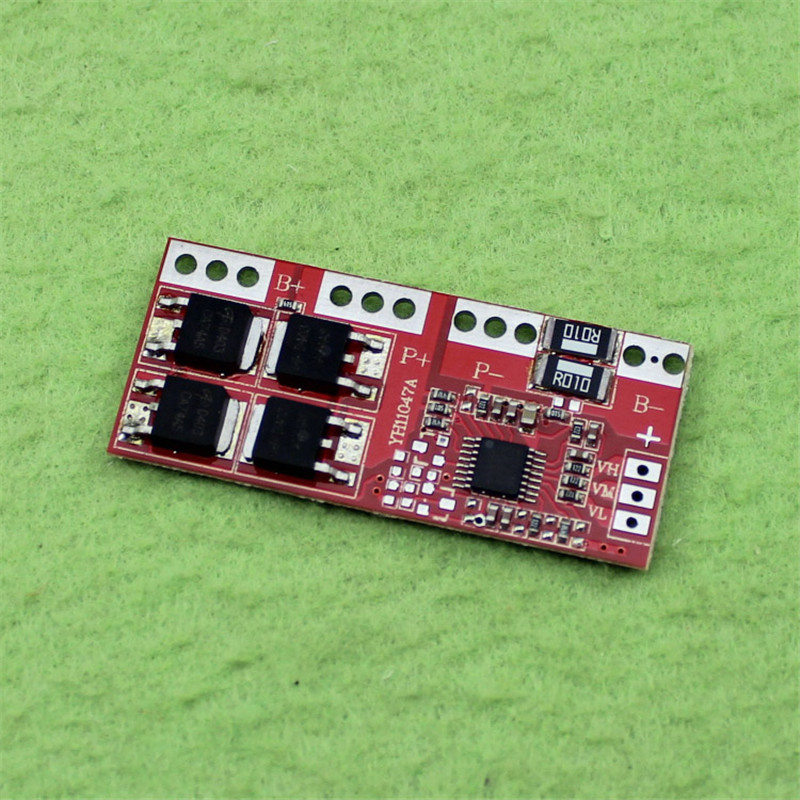 4S 30A High Current Li-ion Lithium Battery 18650 Charger Protection Board Module 14.4V 14.8V 16.8V Overcharge