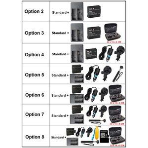 """Image 5 - Sjcam câmera de ação sj4000 air 4k, câmera full hd, 4k, 30fps, wifi, tela de 2.0 """", mini, para capacete, à prova d água câmera de gravação esportiva dv"""