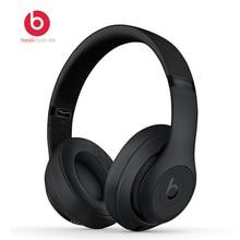Beats Studio3 Senza Fili Over Ear Auricolare di Musica di Bluetooth Cuffie Puro ANC Cuffie di Riduzione del Rumore con Il Mic fone Beats by dre